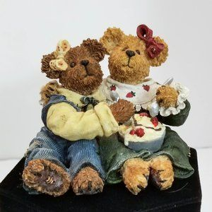 Boyds Bears Edie & Geri #227771 Retired Figurine